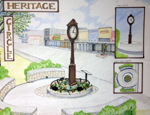 Heritage Sketch
